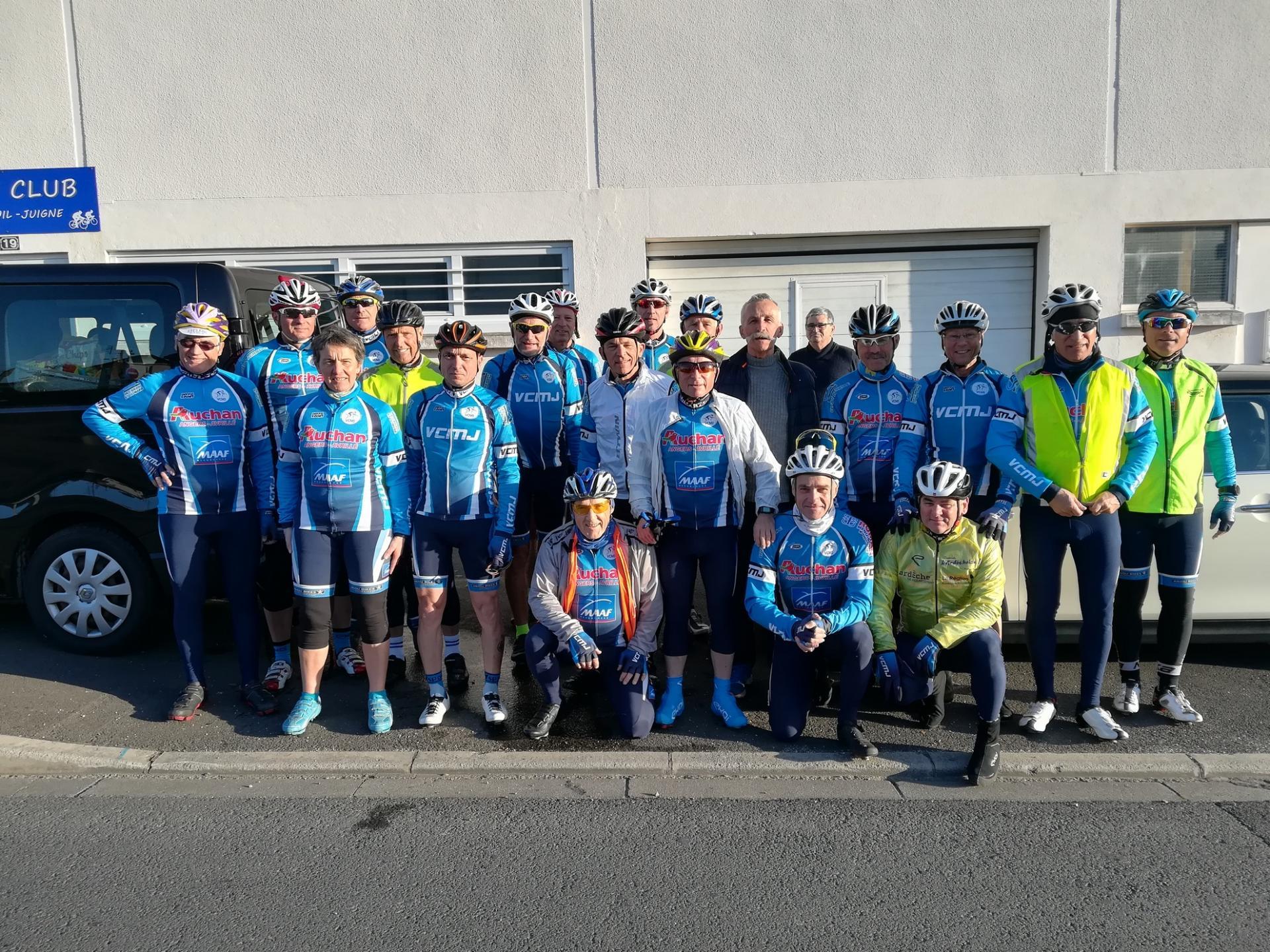 Vélo Club de Montreuil Juigné